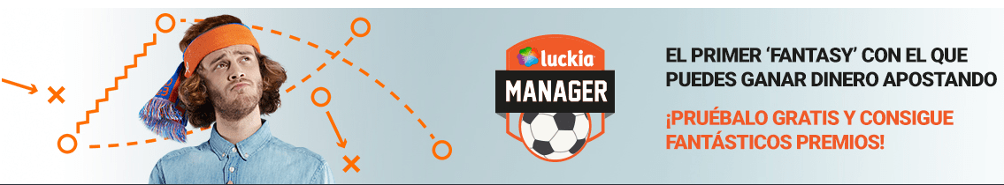 Fantasy League Luckia