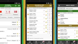 Top 3 Apps de Resultados de Jogos