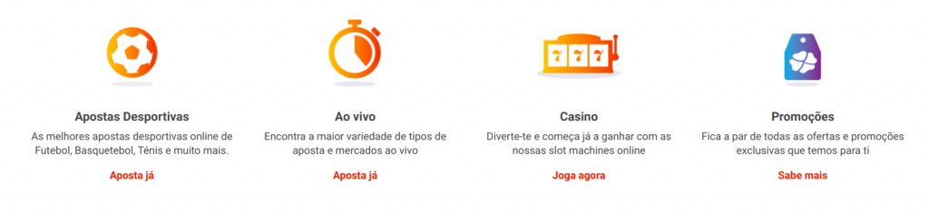 Casas de apostas a funcionar em portugal