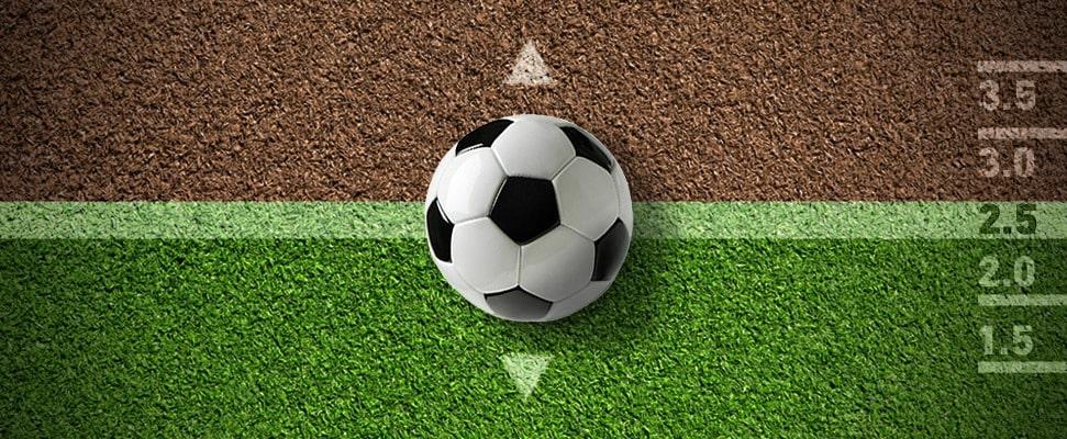 Apostas Futebol - Over & Under