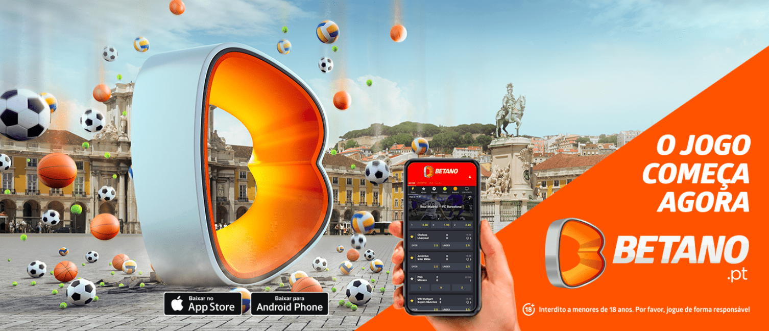 Apostas online disponiveis em portugal