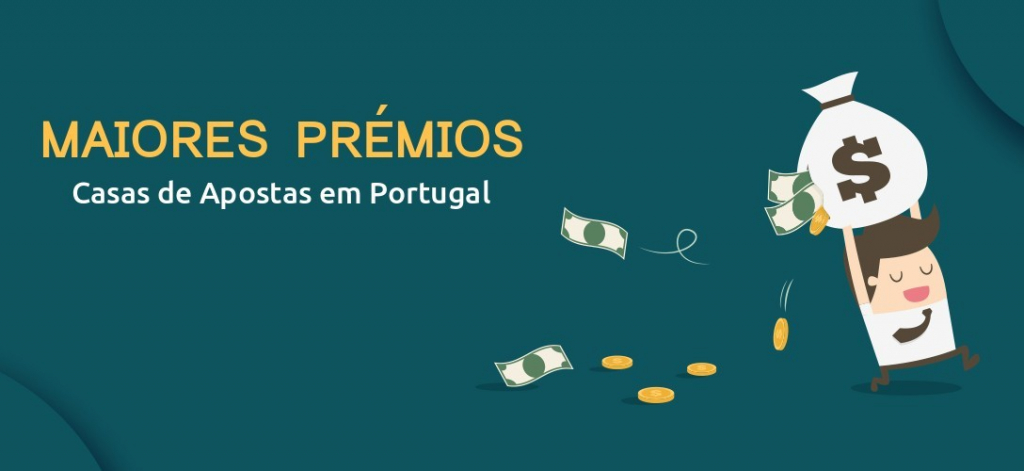 lista maiores premios apostas Portugal