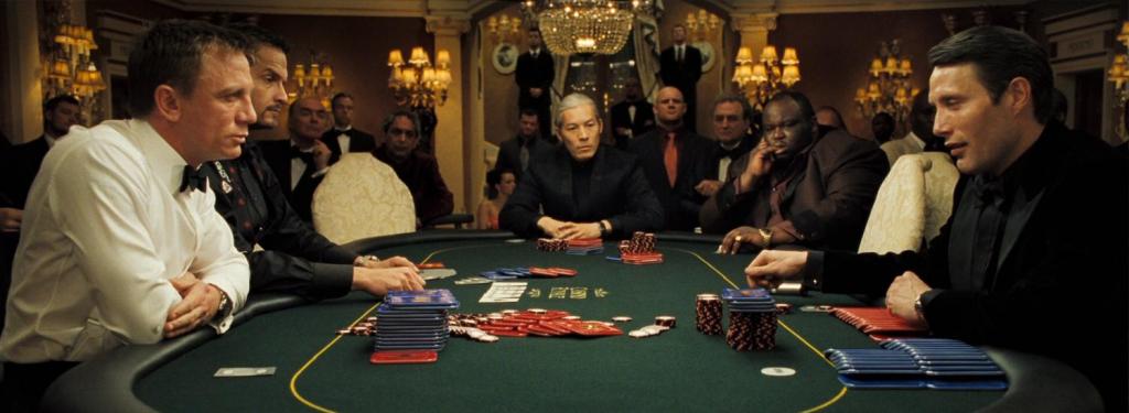 james bond jogo de casino