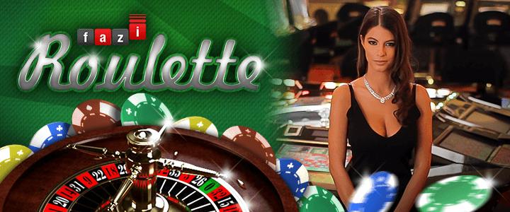 fazi roulette - roleta francesa ao vivo