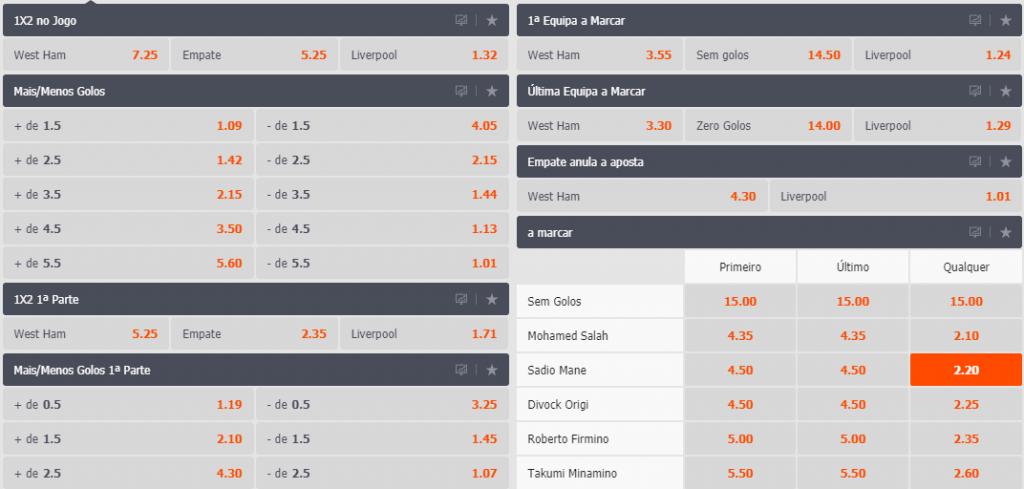 odds apostas desportivas bet pt