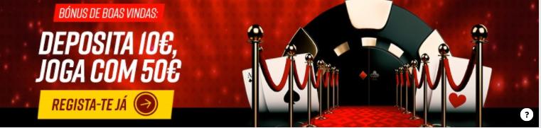 Betclic Bonus Registo Casino
