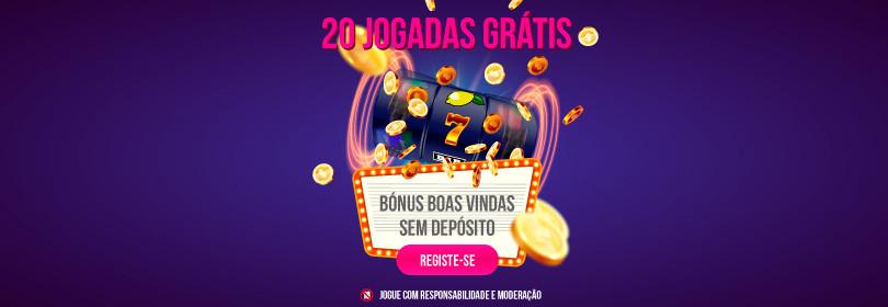 bonus sem deposito 20 jogadas gratis