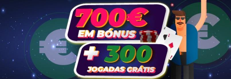 Bónus de Boas-Vindas de Casino da Nossa Aposta