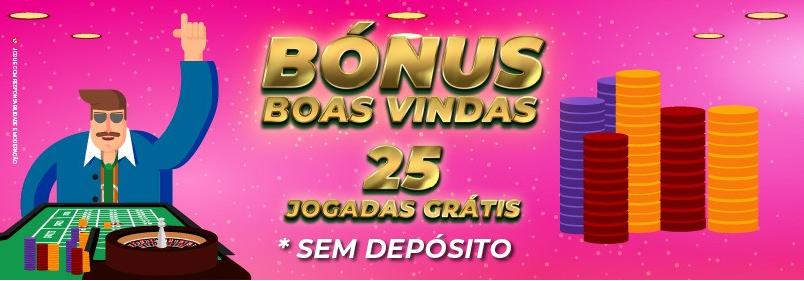 Bónus Grátis de Casino da Nossa Aposta