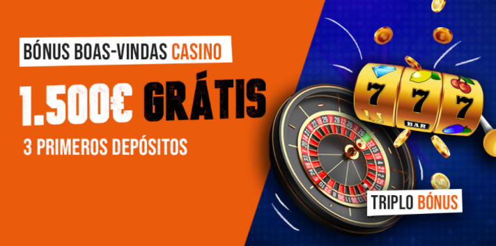 Bónus de Boas-Vindas de Casino da Luckia