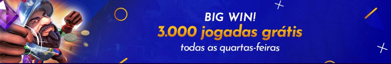 Bet.pt Bónus Big Win