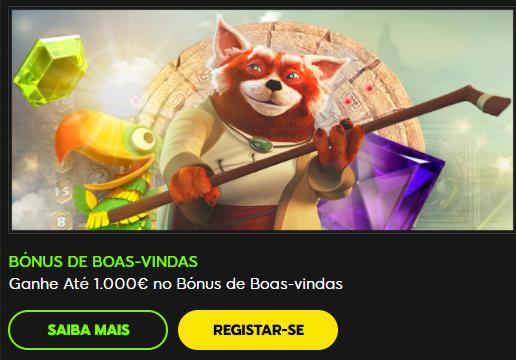 888 Casino Bónus de Boas-Vindas