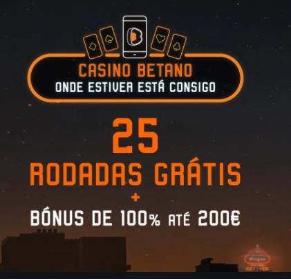 Bónus Betano Casino