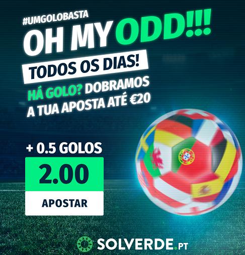 Euro 2020 Campanha Promocional Solverde