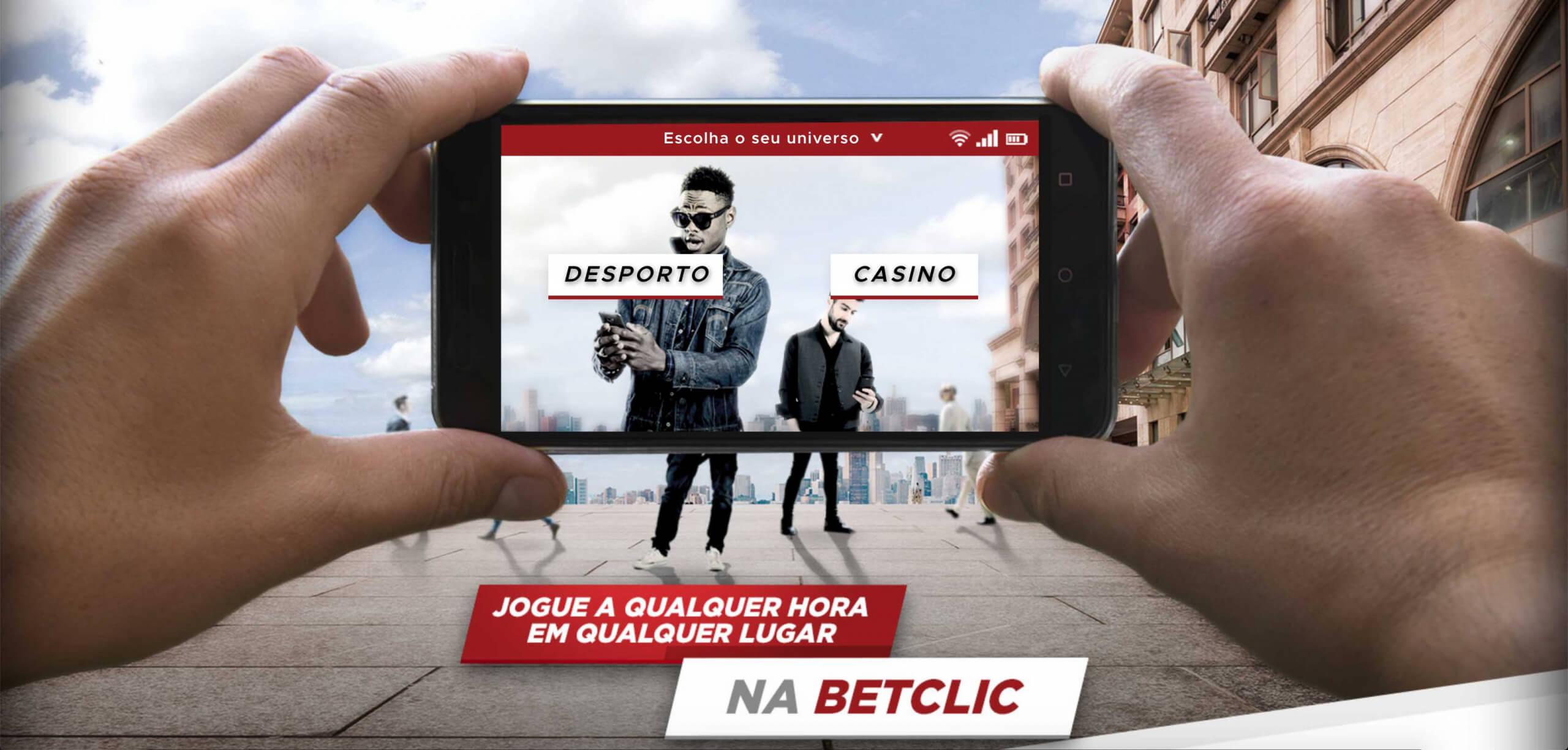 Betclic App - Betclic Mobile (iOS e Android)