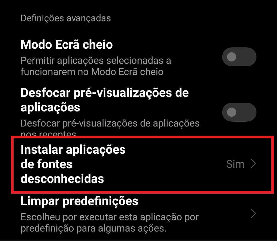 Download da App Betano - Reverter Permissões